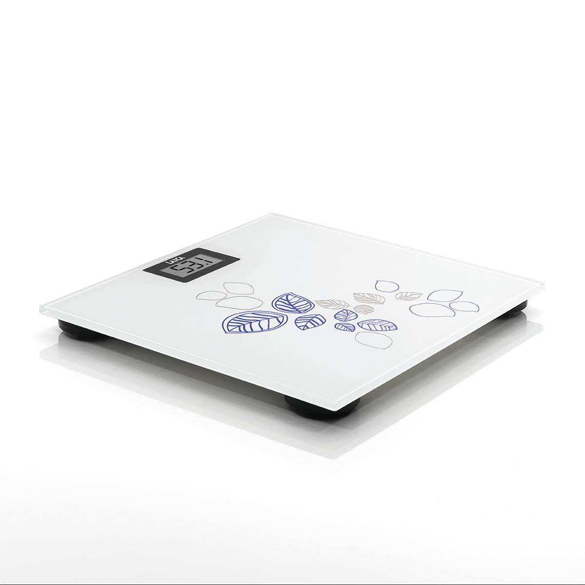 【三色基本款】電子體重秤-自然葉片風 3