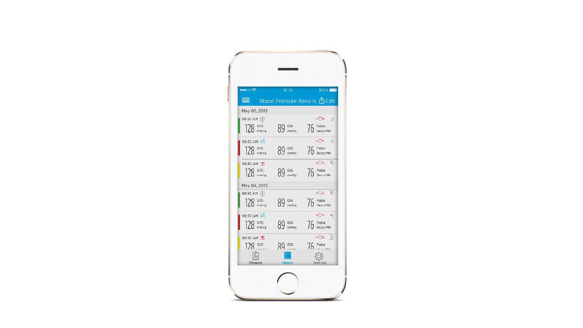 BM7002 智慧型上臂血壓計 2