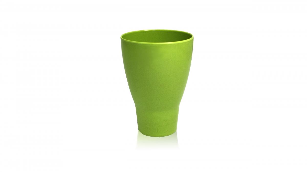 環保竹杯-綠 1