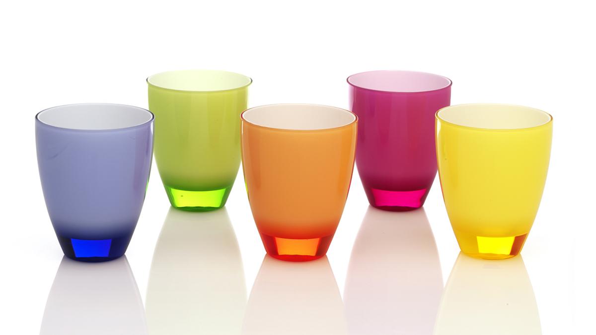 彩色杯-五色 1